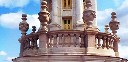 Restauro del Gran Teatro dell' Avana